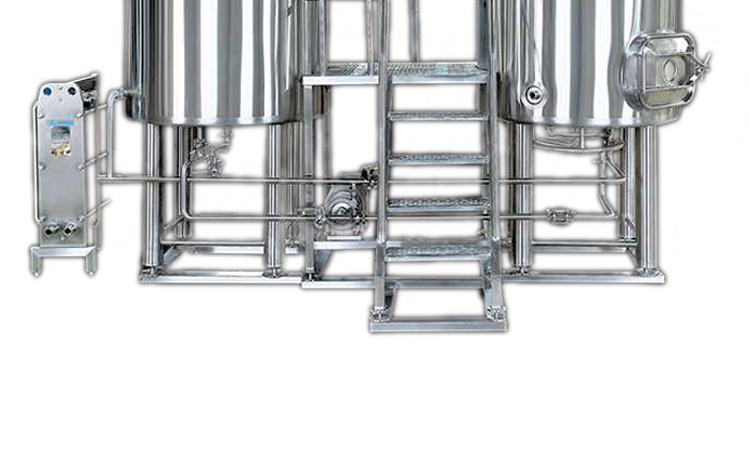 The use characteristics of self-brewed beer equipment