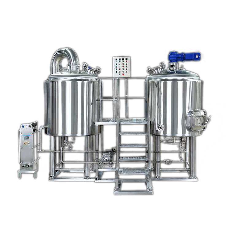 Micro beer brewery brewhouse 500L brewing equipment