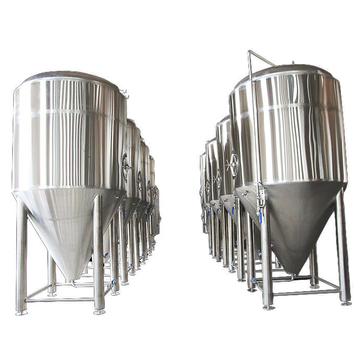 500L Stainless Steel Brewery Tank Group