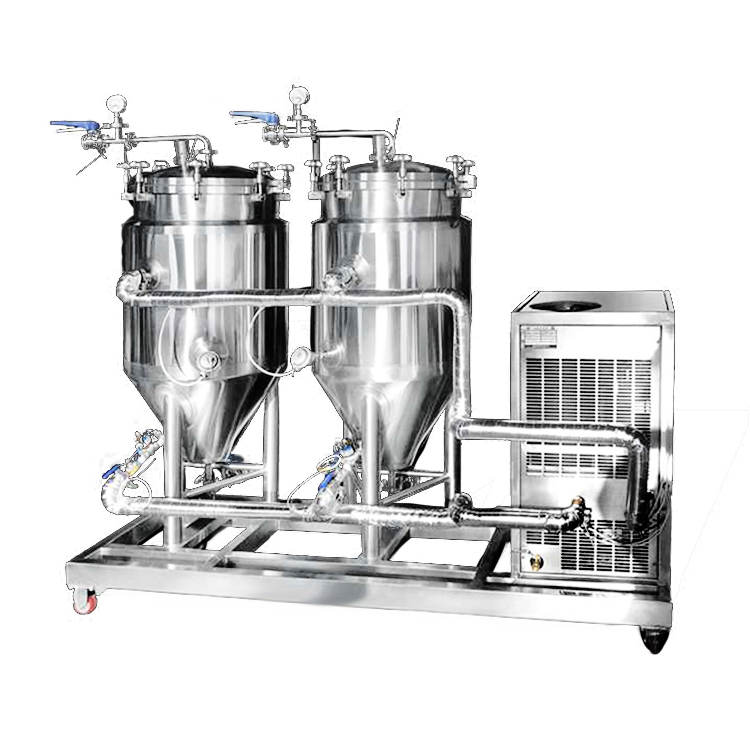 200L brewhouse of beer brewing equipment