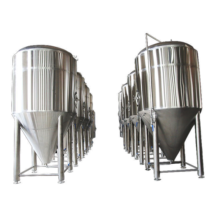 2000L Brewery Craft Beer Tank Group