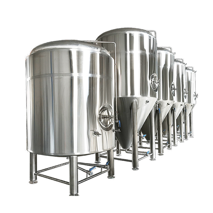 1500L Malt Brewery Tank Group
