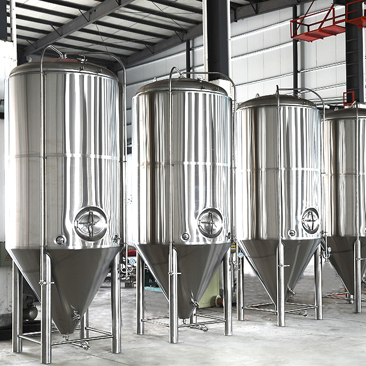 What equipment is there for brewing beer
