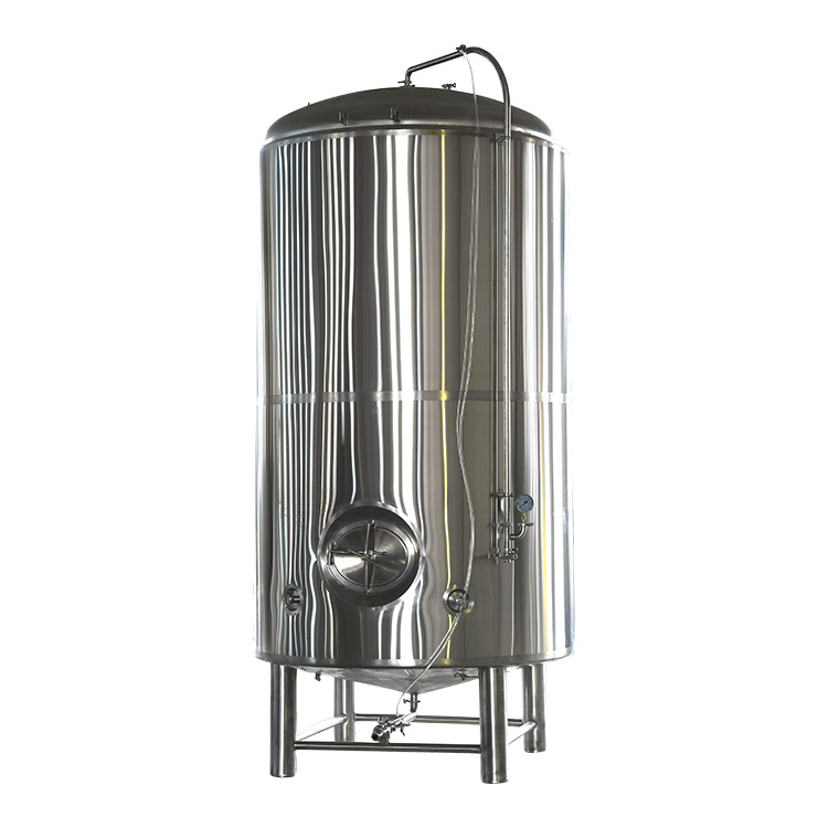 What is the usual cleaning and disinfection of beer equipment?