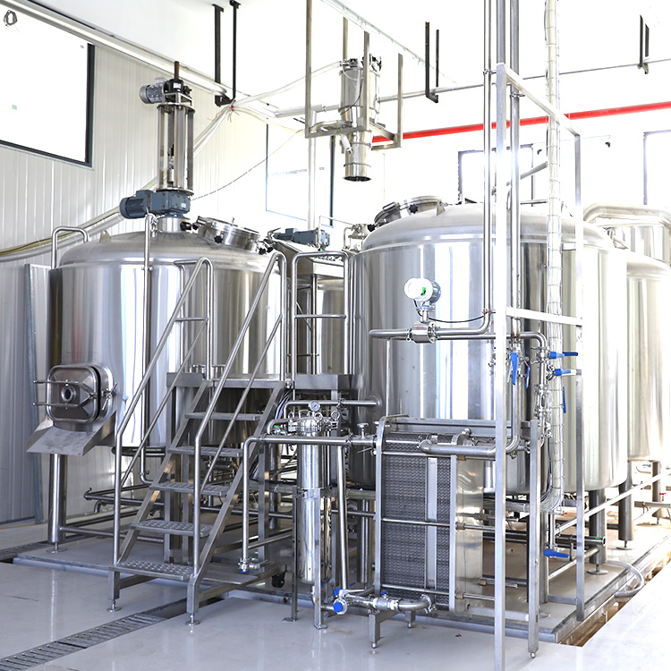The working principle of beer equipment and the precautions for using self-brewed beer equipment