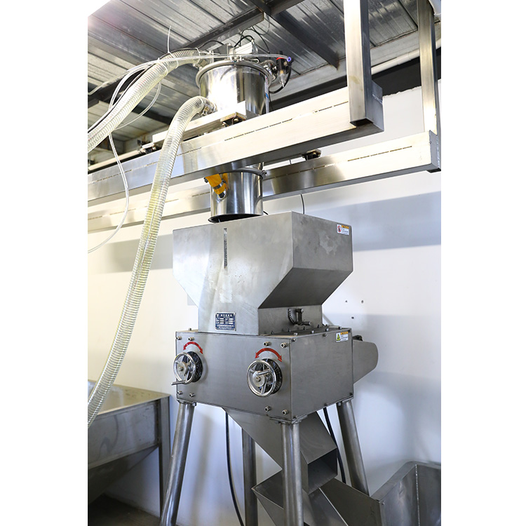 Malt Crushing And Feeding System