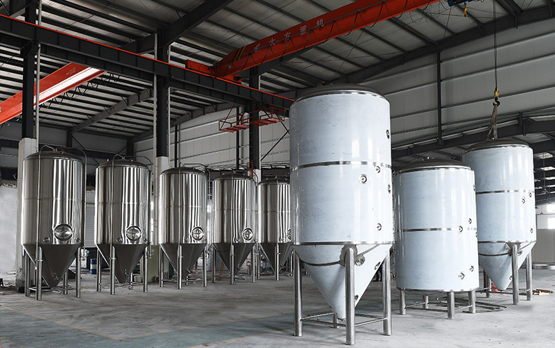 Relevant knowledge of craft beer equipment for beer filling